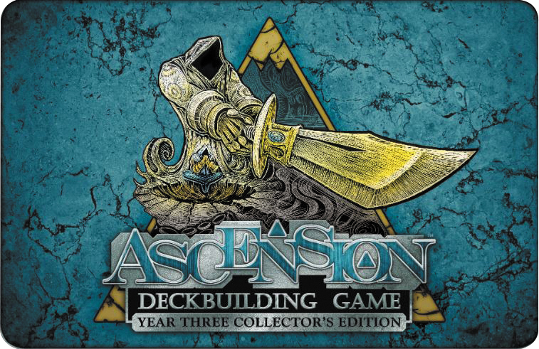 Ascension: Year Three Collector`s Edition Box Front