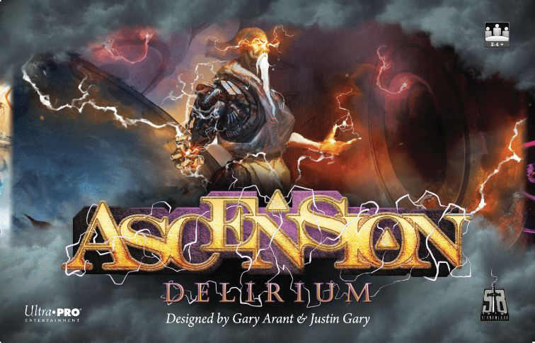 Ascension: Delirium (stand Alone Or Expansion) Box Front