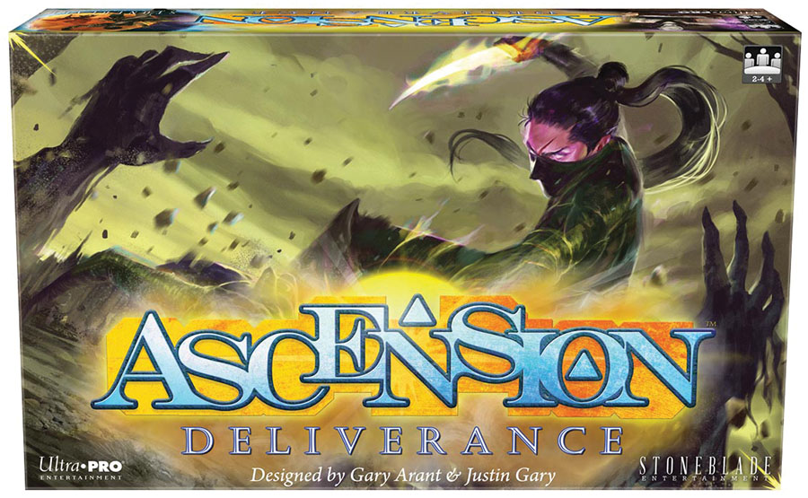 Ascension: Deliverance Game Box