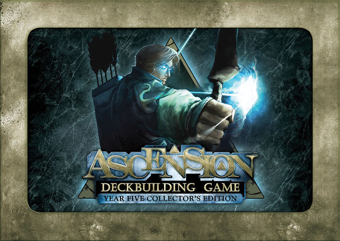 Ascension: Year Five Collector`s Edition Game Box