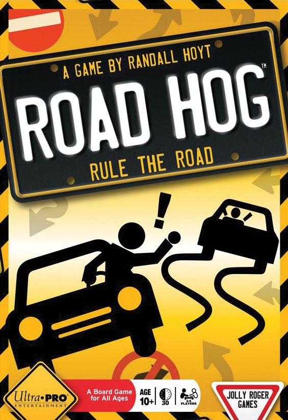 Road Hog Box Front
