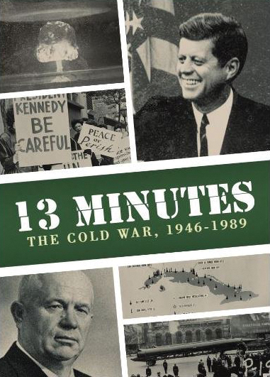 13 Minutes: The Cuban Missile Crisis Box Front