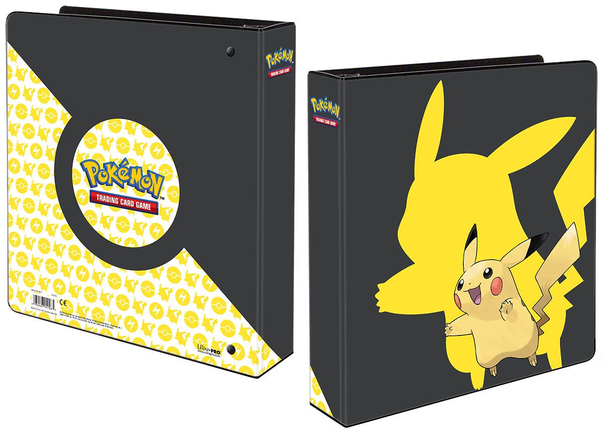 Pokemon Tcg: Pikachu 2019 2in Album Game Box