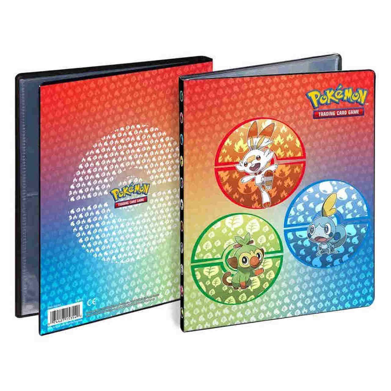 Pokemon: Sword & Shield 2 4-pocket Portfolio