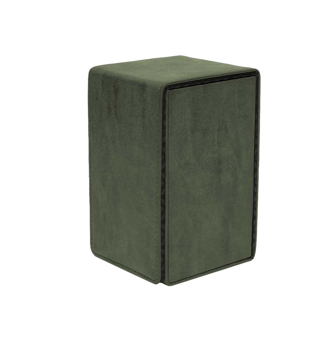 Alcove Tower Deck Box: Suede Collection - Emerald