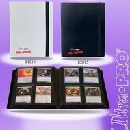 Pro-binder: 4-pocket White Box Front