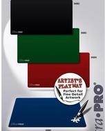 Artist Gallery Play Mat: Black Box Front