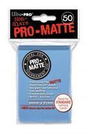 Pro-matte Deck Protectors Pack: Light Blue (display 12) Box Front