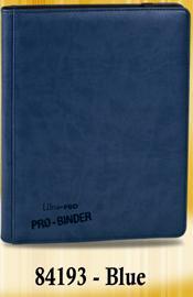 Pro-binder: Blue Box Front