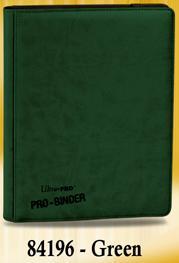 Pro-binder: Green Box Front