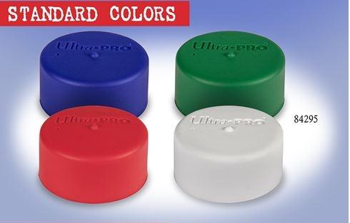 Playmat Tube Caps: Standard Colors (2) Box Front