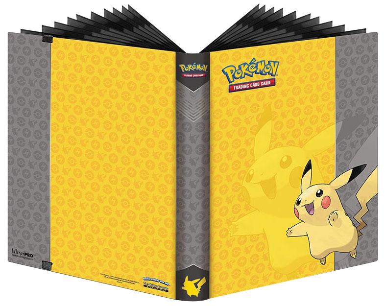 Pokemon: Pikachu 9-pocket Pro-binder Box Front