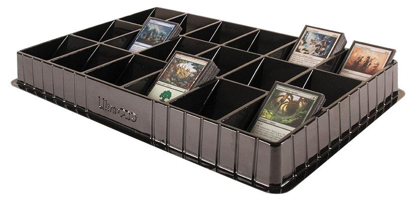 Card Sorting Tray Box Front