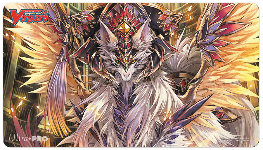 Omniscience Dragon, Managarmr Play Mat Box Front