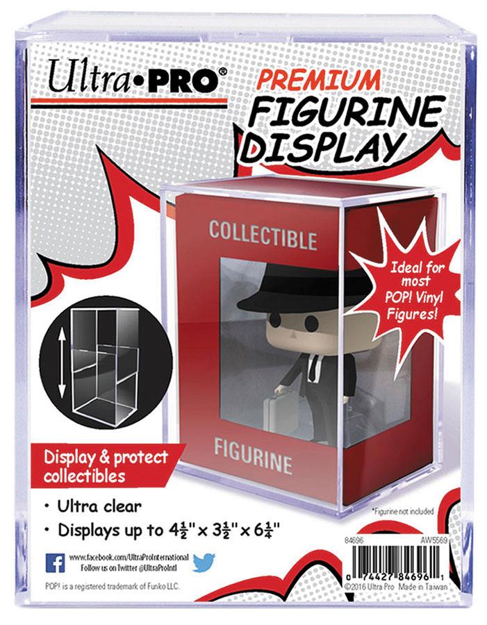 Premium Figurine Display Box Front