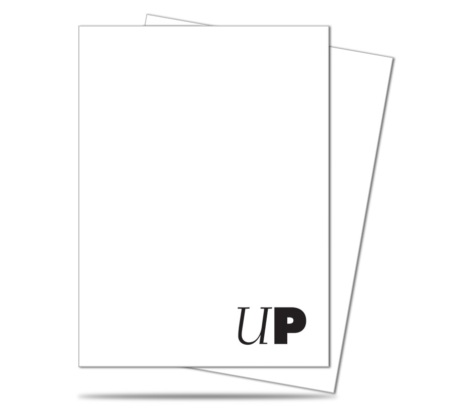 Pro-team White Deck Protector Sleeves (50) Box Front
