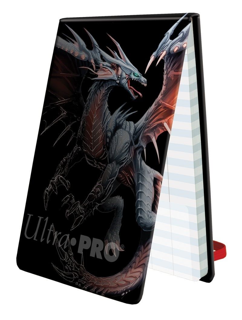 Score Keeping Life Pad: Black Dragon Life Pad Box Front