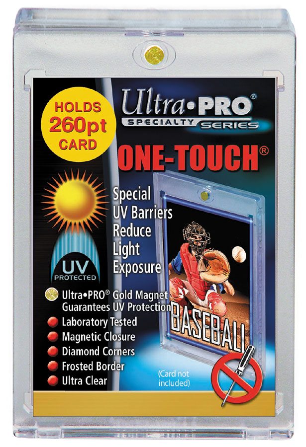 One Touch Magnetic Holder 260pt Uv Box Front