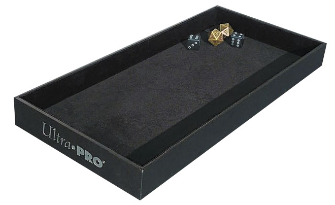 Dice Rolling Tray Box Front
