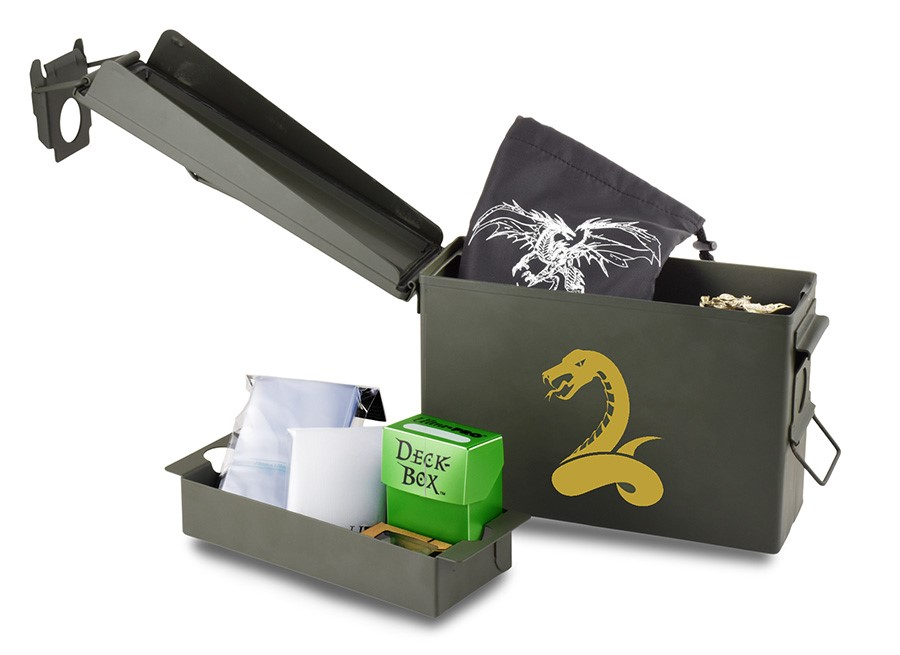 Jungle Serpent W.a.r. Case Box Front