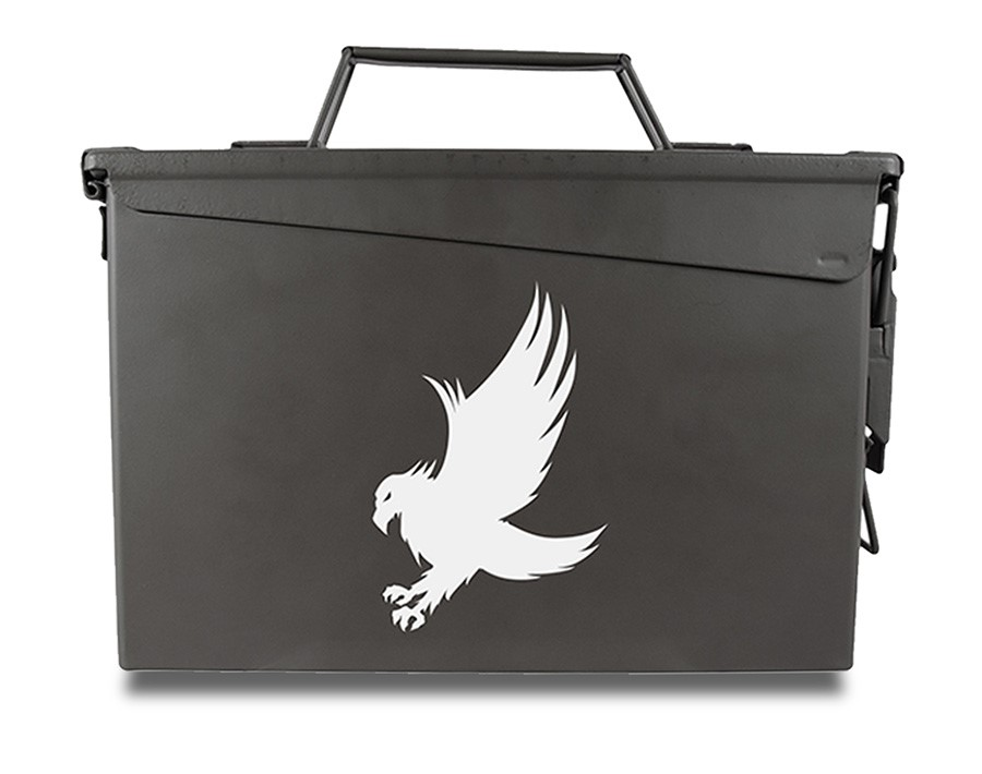 Night Hawk W.a.r. Case Box Front