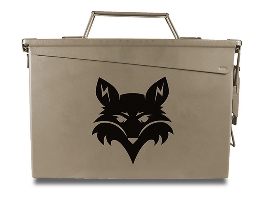 Desert Fox W.a.r. Case Box Front