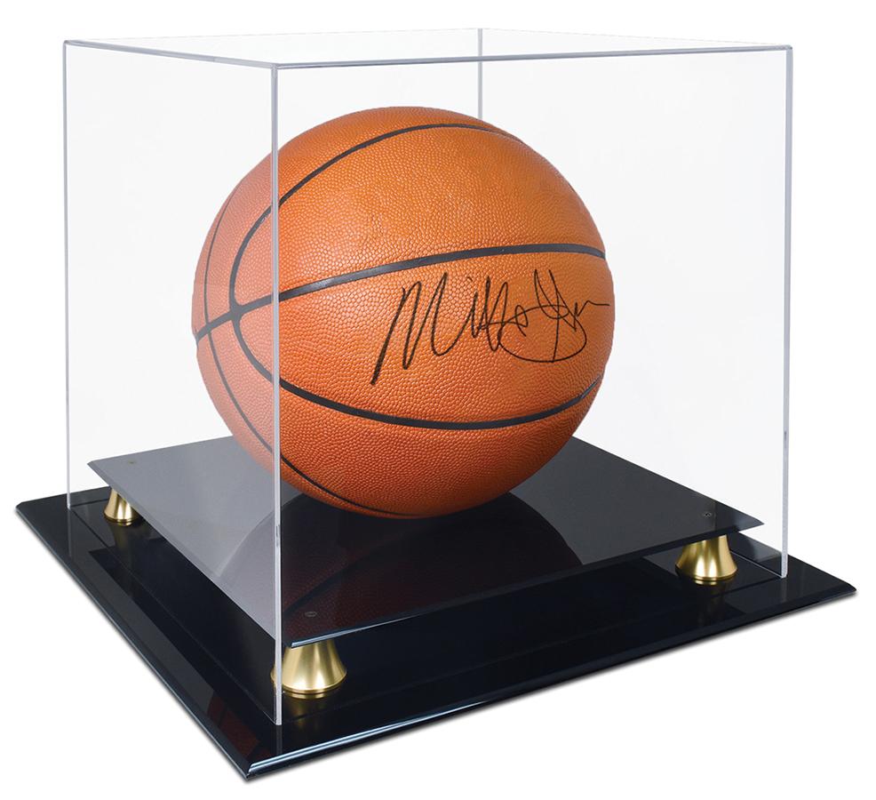 Basketball Riser Display Box Front