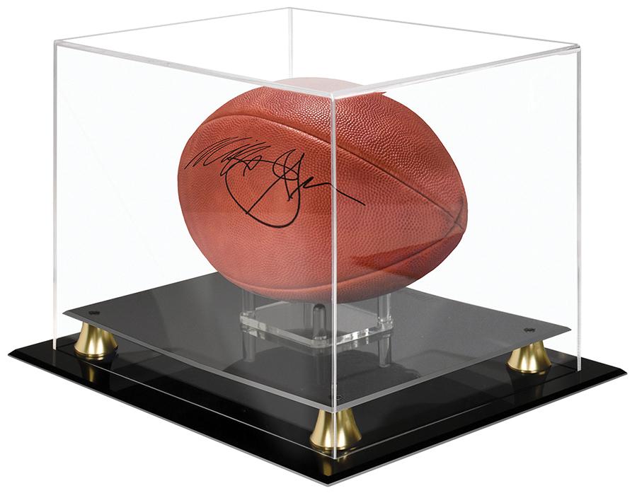 Football Riser Display Box Front