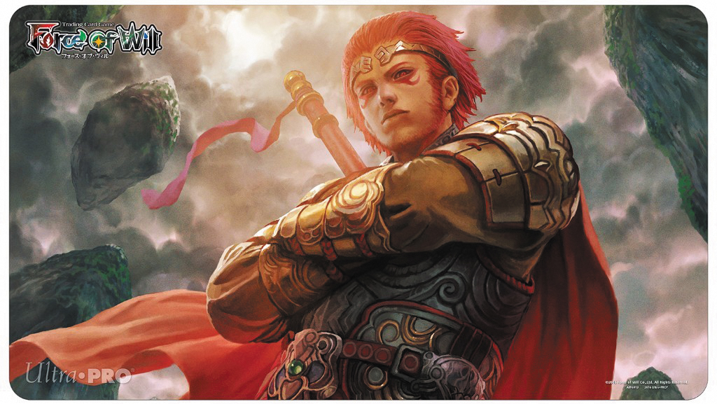 Force Of Will: L1: Sun Wukong Play Mat Box Front