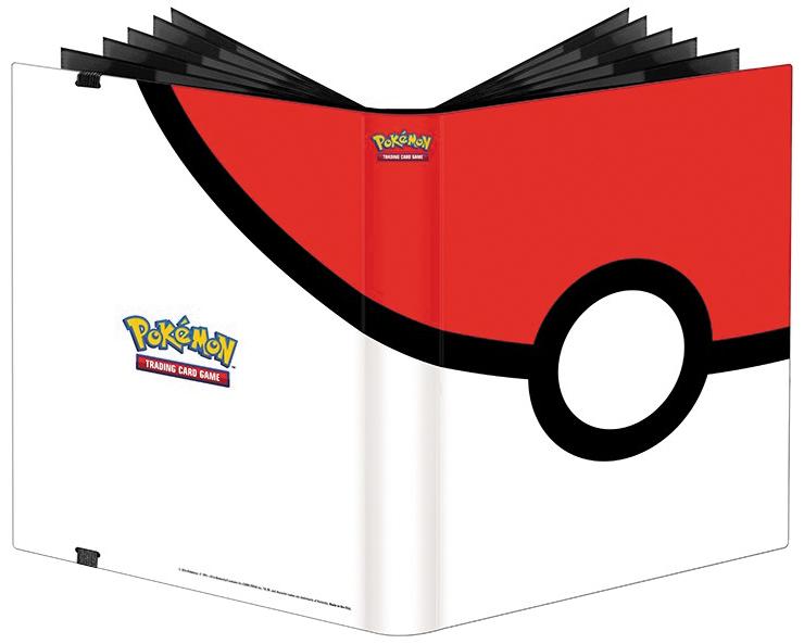 Pokemon: Pokeball Full-view Pro Binder Box Front
