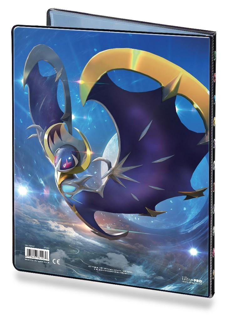 Pokemon: Sun & Moon 1 9-pocket Portfolio Box Front