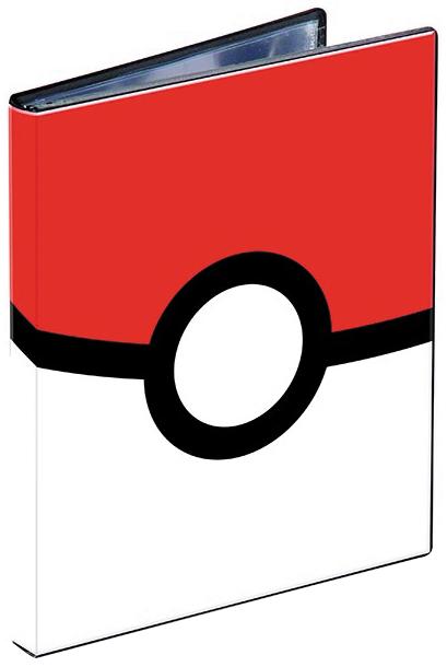 Pokemon: Pokeball 4-pocket Portfolio Box Front