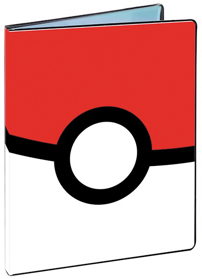 Pokemon: Pokeball 9-pocket Portfolio Box Front
