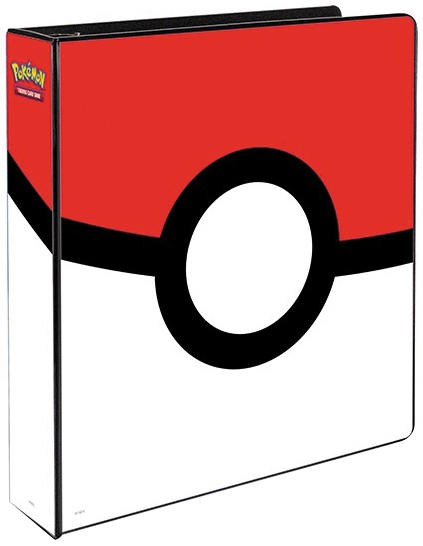 Pokemon: Pokeball 2in Album Box Front