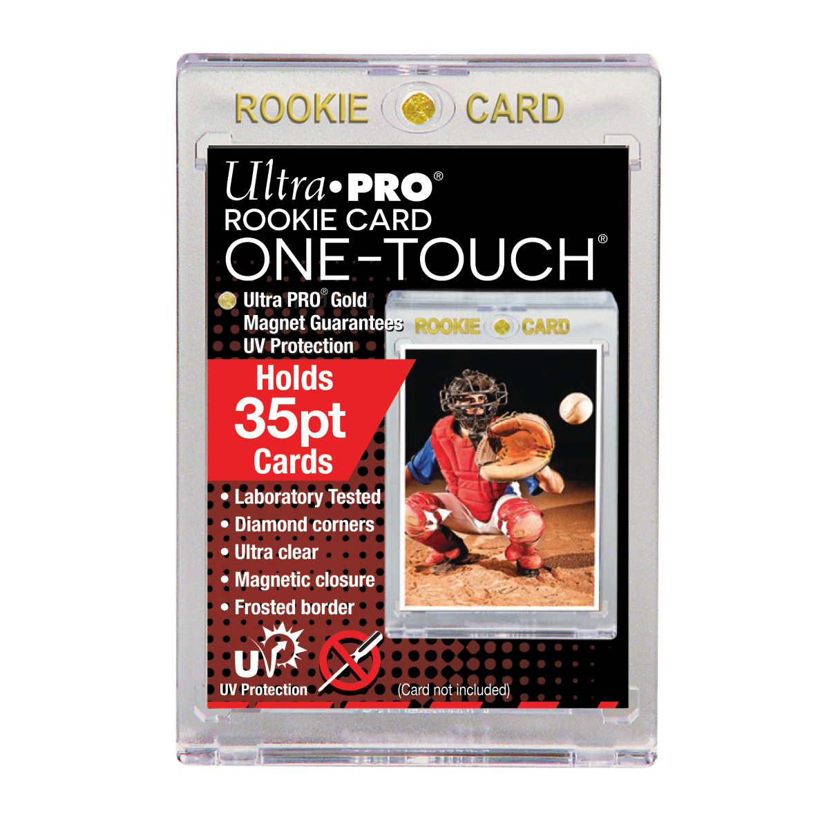 One Touch Rookie 35pt Uv Magnetic Holder Box Front