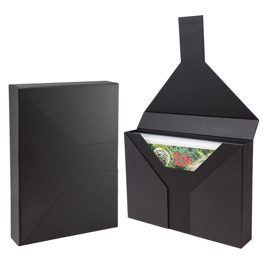 Comic Case Box Front