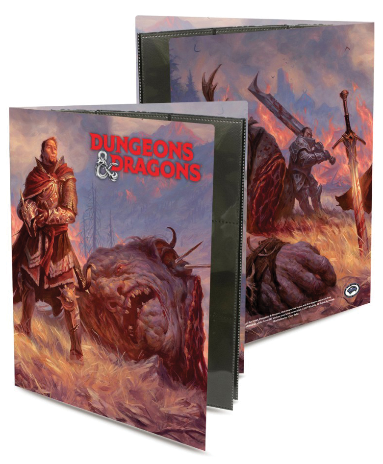 Dungeons & Dragons: Character Folio Giant Killer Box Front