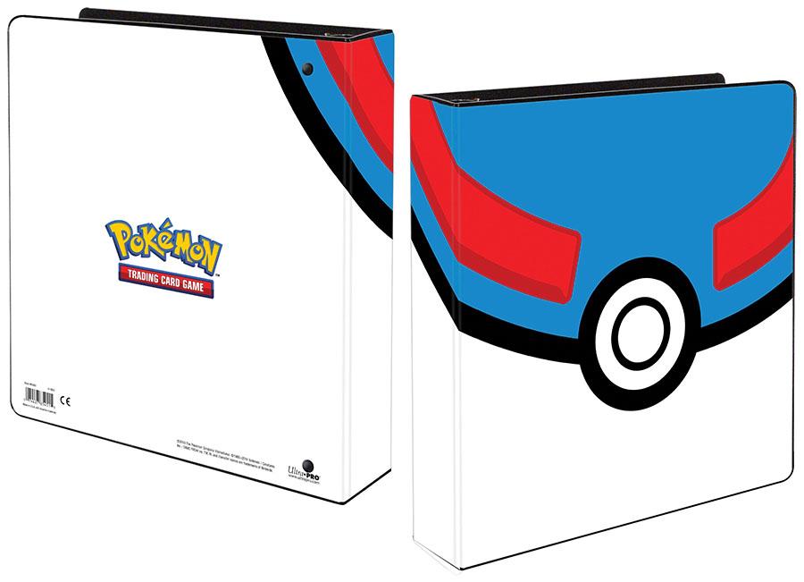 Pokemon: Great Ball 2 In Card Album