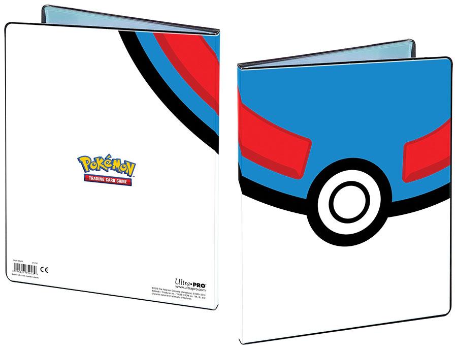 Pokemon: Great Ball 9-pocket Portfolio