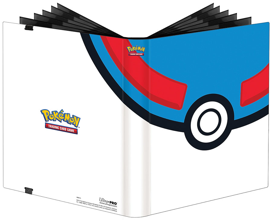 Pokemon: Great Ball 9-pocket Pro Binder