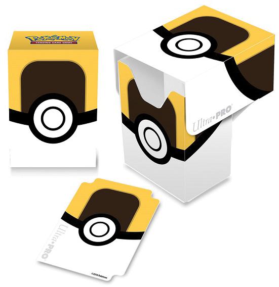 Pokemon: Ultra Ball Full View Deck Box Box Front