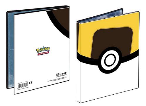 Pokemon: Ultra Ball 4-pocket Portfolio Box Front