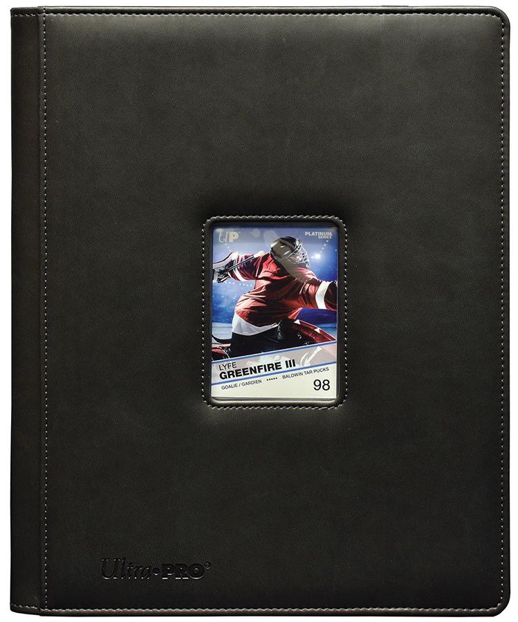Pro-binder: Premium Window Box Front