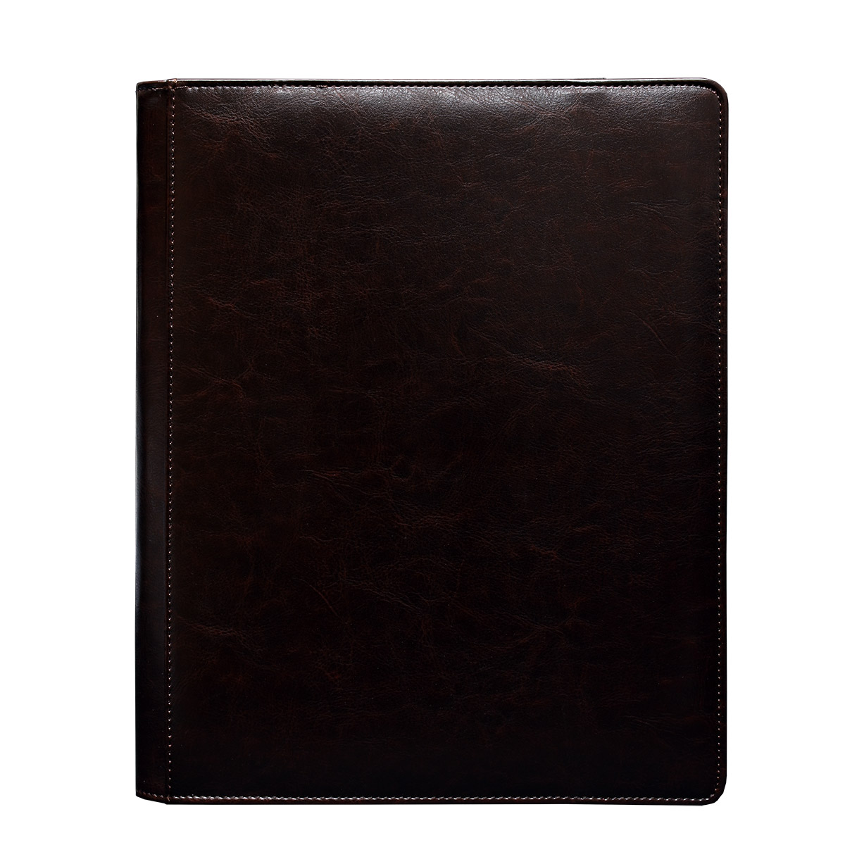 Premium Pro-binder: Limited Edition Cowhide Box Front