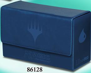Magic The Gathering: Mana Duel Flip Box Blue Box Front