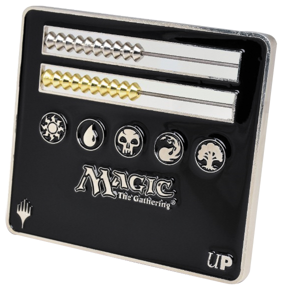 Magic The Gathering: Abacus Life Counter Box Front
