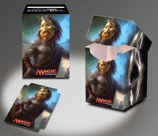 Magic The Gathering: Daxos The Returned Pro-100 Deck Box Box Front