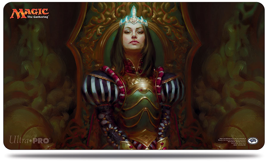 Magic The Gathering: Conspiracy: Take The Crown Play Mat 1 Box Front