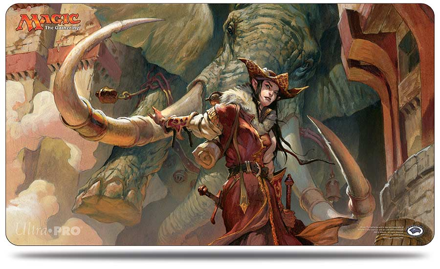 Magic The Gathering: Conspiracy: Take The Crown Play Mat 2 Box Front