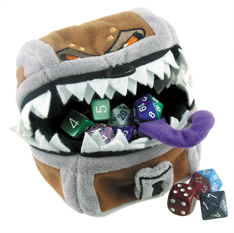 Dungeons & Dragons: Mimic Gamer Pouch Box Front